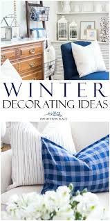 winter living room decorating ideas cozy u0026 comfortable