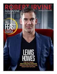 Robert Irvine Resume Robert Irvine Magazine July August 2017 By Rirvine Issuu