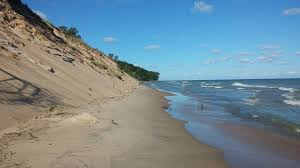 Indiana beaches images Central avenue beach indiana dunes national lakeshore u s jpg
