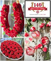 run for the roses kentucky derby weekend entertaining ideas