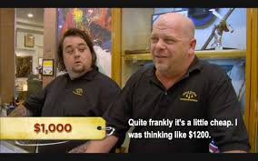 Pawn Stars Rick Meme - rick from pawn stars is actually a pretty good guy album on imgur