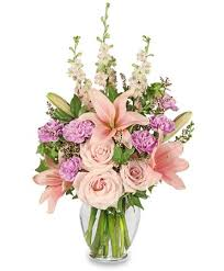 flowers arrangement pink paradise flower arrangement flowers flower shop