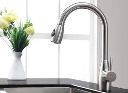 sinks and faucets best faucet brushed nickel kitchen faucet