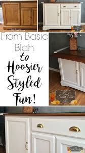 hoosier style kitchen cabinet 350 best images about drink paint love repeat on pinterest