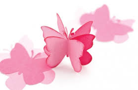 gorgeous glitter paper butterfly decorations feltmagnet