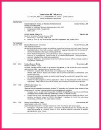 Online Resume Samples by High Resume Examples Bio Letter Format