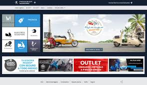 peugeot spain websites peugeot motocycles