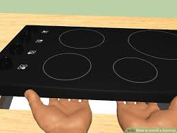 3 ways to install a cooktop wikihow