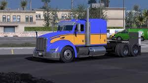 new peterbilt trucks new peterbilt 386 1 6 x american truck simulator mods ats mods
