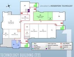 building maps university of houston