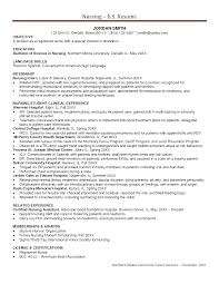 Nursing Resume Examples With Clinical Experience by Nursing Resume Examples With Clinical Experience Free Resume