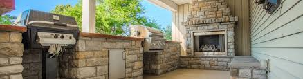 a fires place outdoor kitchens u0026 fire pits