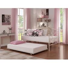 Metal Bed Frame Casters Picture 3 Of 13 White Metal Bed Frame Best Of Size