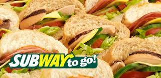 cuisine subway subway to go