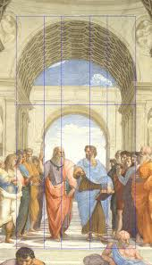 and design golden ratio in composition and design