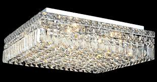 great flush chandelier ceiling lights popular semi flush crystal