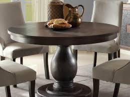 round rustic dining table amazon com