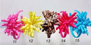 korker ribbon 60pcs children s hair sticks curlers corker bows flowers hair