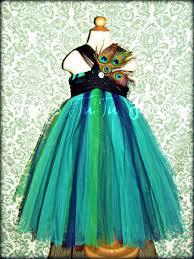 peacock halloween costume for girls peacock tutu costume dress beautiful vibrant colors blend u2026 flickr