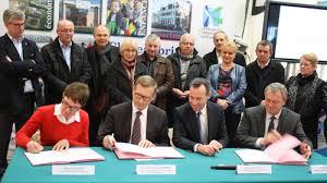 chambre des metiers st nazaire signature d une convention avec la communauté de communes du