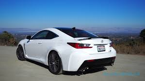 2016 lexus rc f review 2016 lexus rc f gallery slashgear