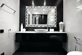 black and white bathrooms ideas black and white bathroom ideas large size of bathroom designs