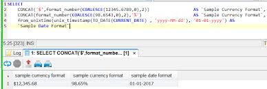 format date yyyymmdd sql bloom consulting bi format currency percentage date and mask ssn