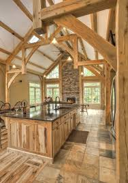 a frame kitchen ideas 44 best timber home kitchens images on timber frames