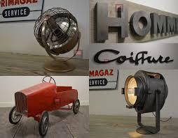 deco industrielle atelier meuble industriel décoration industrielle meuble de métier à
