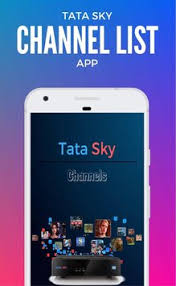 tata sky apk channel list for tata sky india dth apk free