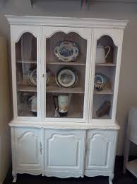 French Provincial Furniture by Vintage French Provincial Shabby Chic China Cabinet 359 00 Via