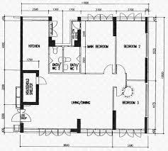 Floor 13 by Floor Plans For 118b Jalan Membina S 162118 Hdb Details Srx