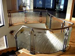 Glass Banisters Glass Balustrade By Ultraglas Glass Solutions For Stairwells