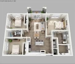 3 Bedrooms House Plans Designs Simple 3 Bedroom House Plans 3d 2018 Publizzity