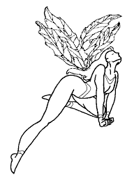printable 13 moon fairy coloring pages 4018 moon fairy coloring