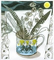 native plant centre artist angie lewin on painting printmaking and native plant life