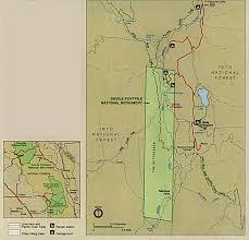 Redding California Map Statemaster Maps Of California 57 In Total