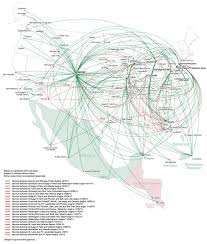 Norwegian Air Route Map by Indigo Partners World Airline News