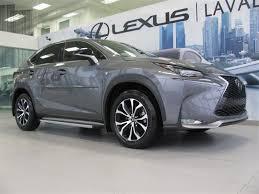 lexus corolla pre owned 2016 lexus nx 200t f sport 3 navigation in laval pre
