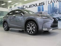lexus is a vendre pre owned 2016 lexus nx 200t f sport 3 navigation in laval pre