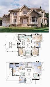 3d House Designs And Floor Plans Interior Design Floor Plans House 3d