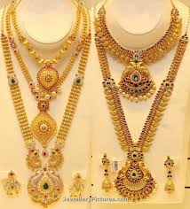 gold necklace collection images Checkout joyalukkas gold designs collection featuring haram jpg