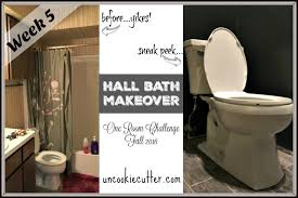 Challenge Fall In Bath Bath Makeover Orc Week 5 Uncookie Cutter