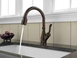 delta linden kitchen faucet 9178 rb dst single handle pull kitchen faucet