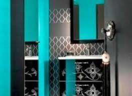 turquoise bathroom ideas black and teal bathroom ideas vozindependiente