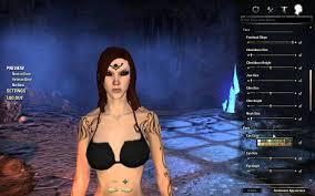 elder scrolls online closed beta high elf female character