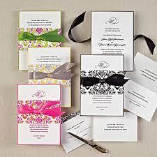 wedding invitation sets complete wedding invitation sets amulette jewelry