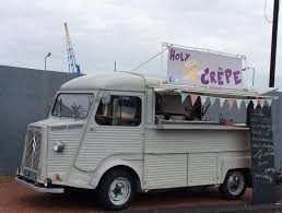 truck van citroen hy van crepe van catering truck in llandaff cardiff