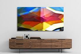 tableau chambre tableau moderne décorer une chambre d amis tous les conseils