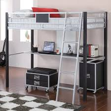 Bunk Bed Computer Desk Cheap Loft Beds Computer Desk Find Loft Beds Computer Desk Deals